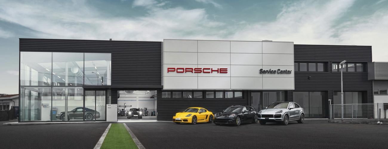 Centro Assistenza Porsche Bassano del Grappa