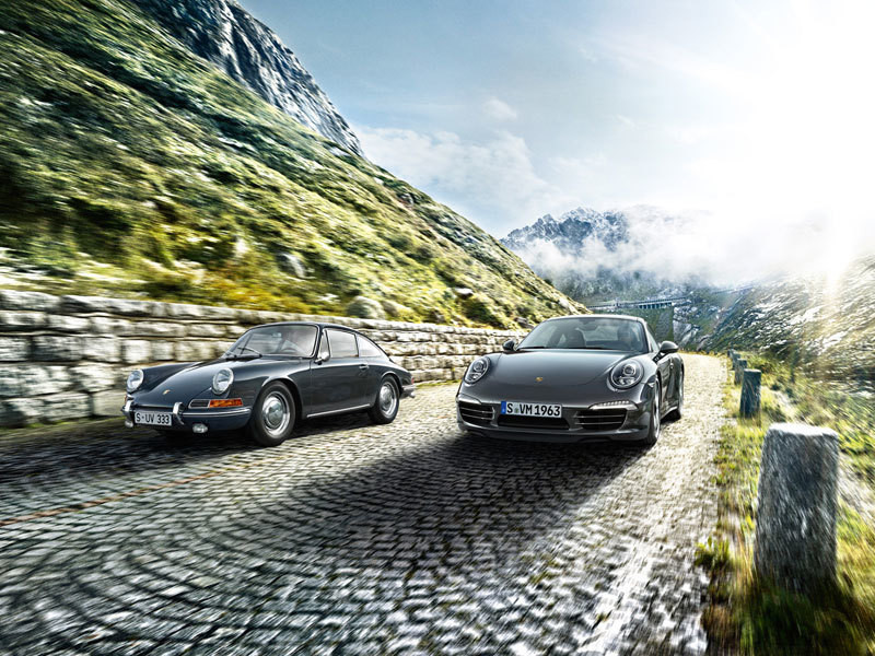 Porsche Approved.