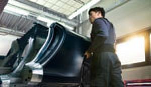 Servizio carrozzeria certificata Porsche