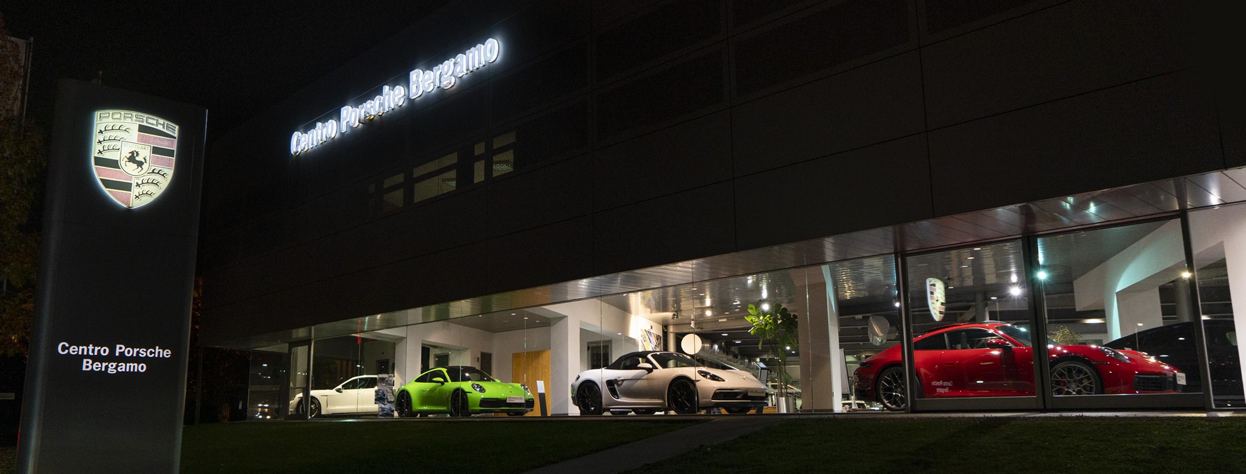 Centro Porsche Bergamo