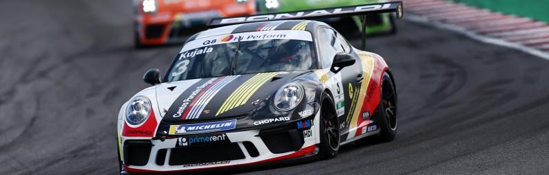 Carrera Cup Italia, Patrick Kujala è vicecampione