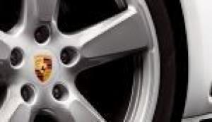 Magazzino ricambi originali Porsche